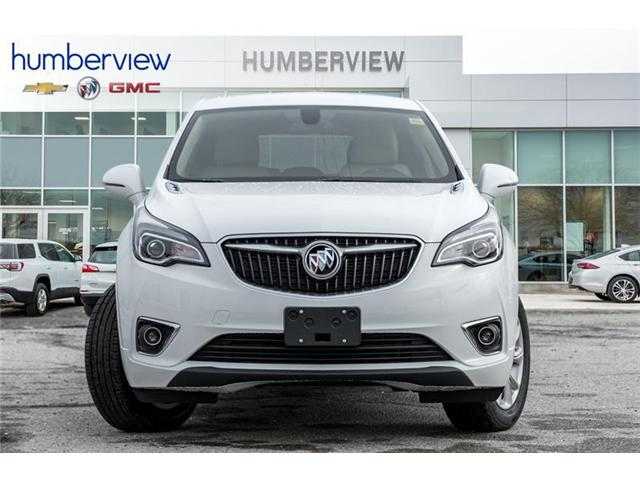 2019 Buick Envision Preferred (Stk: B9N010) in Toronto - Image 2 of 20