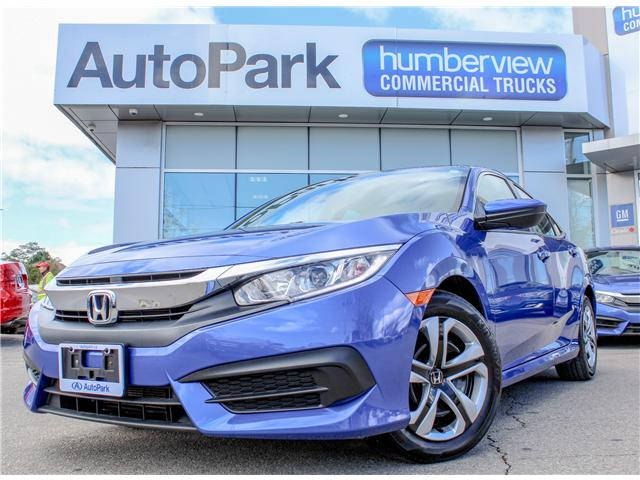 2017 Honda Civic LX (Stk: APR2524) in Mississauga - Image 1 of 19