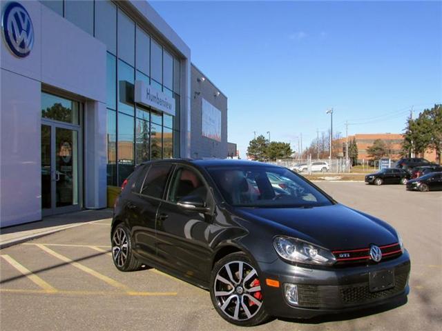 2013 Volkswagen Golf GTI 5-Door (Stk: 96093A) in Toronto - Image 1 of 20