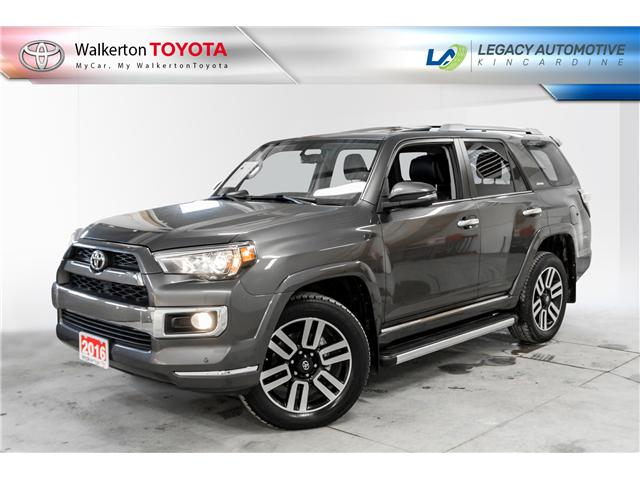 2016 Toyota 4Runner SR5 (Stk: P8230) in Walkerton - Image 1 of 21