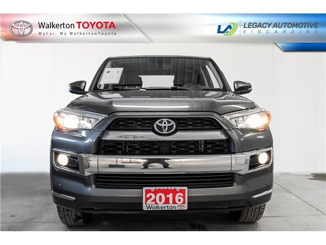 2016 Toyota 4Runner SR5 (Stk: P8230) in Walkerton - Image 2 of 21