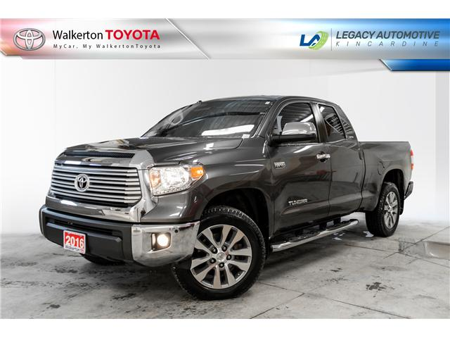 2016 Toyota Tundra Limited 5.7L V8 (Stk: P8231) in Walkerton - Image 1 of 26