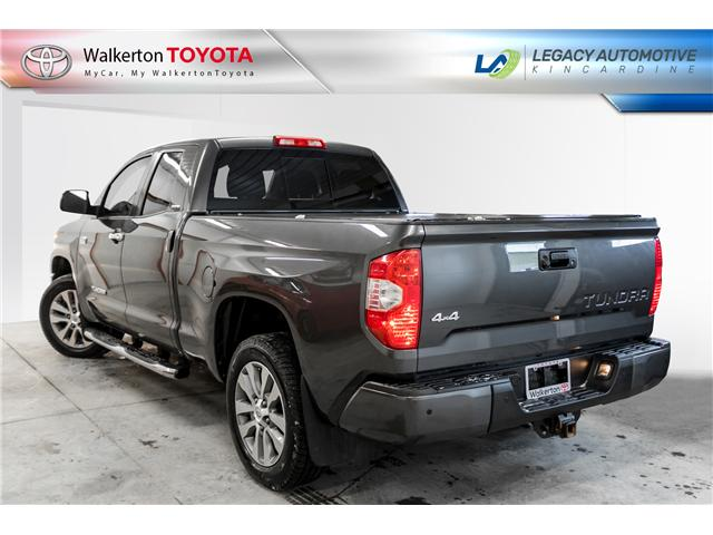 2016 Toyota Tundra Limited 5.7L V8 (Stk: P8231) in Walkerton - Image 4 of 26