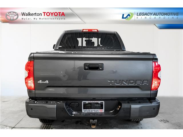 2016 Toyota Tundra Limited 5.7L V8 (Stk: P8231) in Walkerton - Image 5 of 26