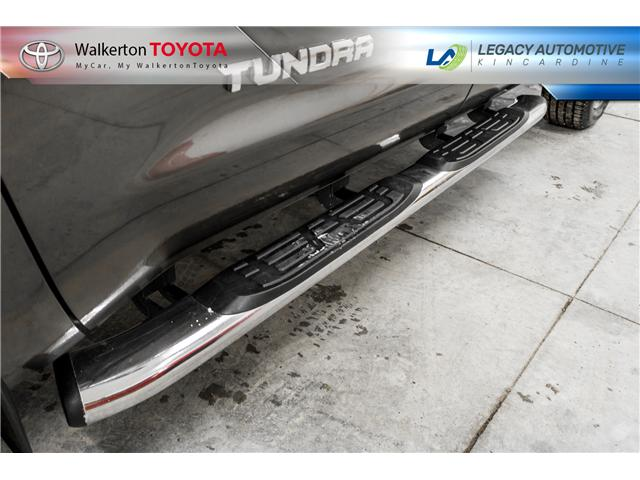 2016 Toyota Tundra Limited 5.7L V8 (Stk: P8231) in Walkerton - Image 9 of 26