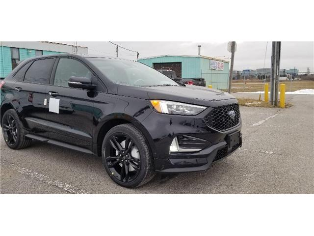 2019 Ford Edge ST (Stk: 19ED0539) in Unionville - Image 1 of 14