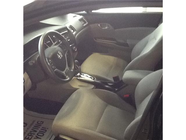 2013 Honda Civic LX (Stk: 18633a) in Owen Sound - Image 3 of 4