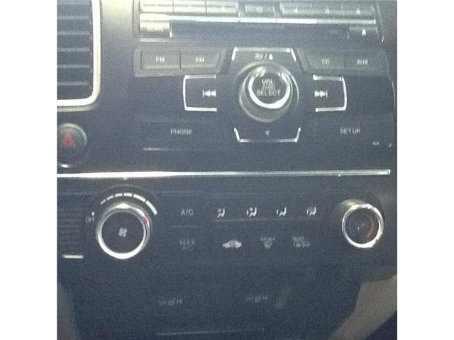 2013 Honda Civic LX (Stk: 18633a) in Owen Sound - Image 4 of 4