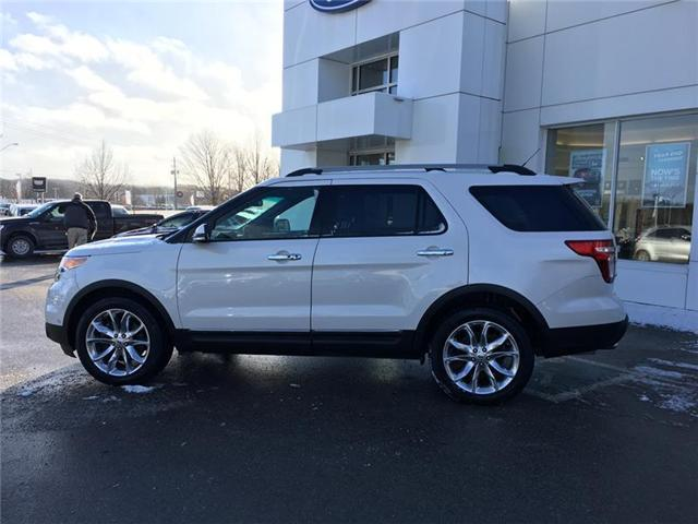 2014 Ford Explorer Limited (Stk: P1209) in Uxbridge - Image 2 of 10