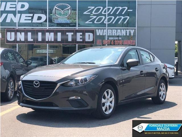 2015 Mazda Mazda3 GX (Stk: P1671) in Toronto - Image 1 of 20