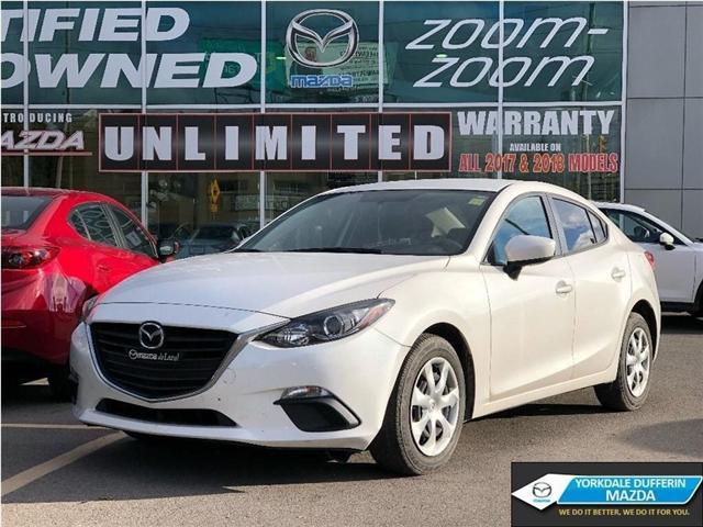2015 Mazda Mazda3 GX (Stk: P1722) in Toronto - Image 1 of 17