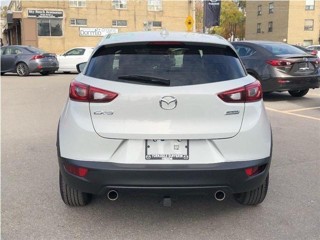 2016 Mazda CX-3 GS (Stk: P1730) in Toronto - Image 4 of 22