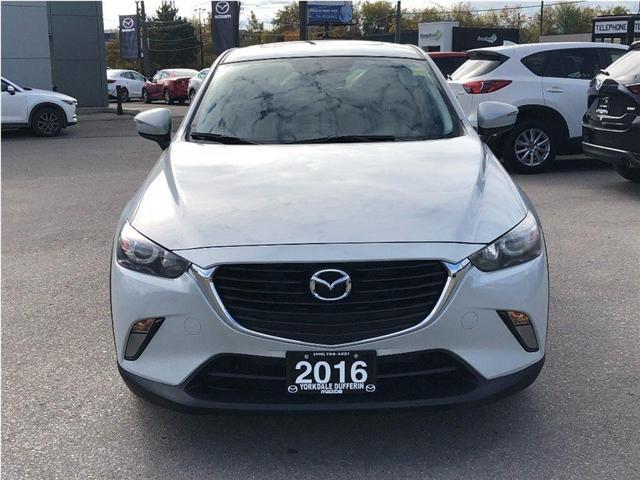 2016 Mazda CX-3 GS (Stk: P1730) in Toronto - Image 8 of 22