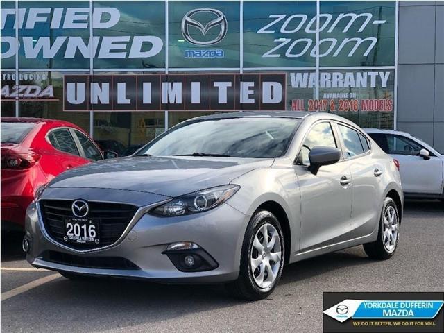 2016 Mazda Mazda3 GX (Stk: P1733) in Toronto - Image 1 of 21