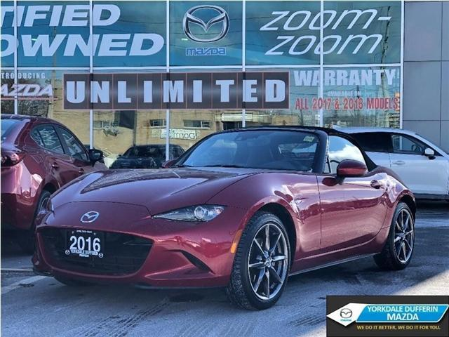 2016 Mazda MX-5 GT (Stk: P1755) in Toronto - Image 1 of 23