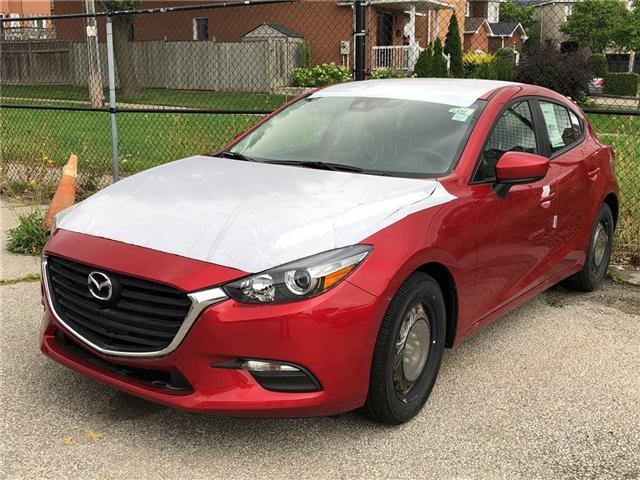2018 Mazda Mazda3 GX (Stk: 18195) in Toronto - Image 1 of 5
