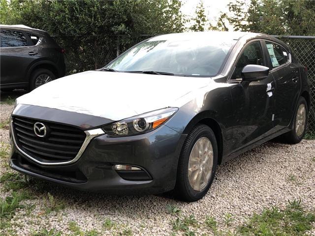 2018 Mazda Mazda3  (Stk: 18245) in Toronto - Image 1 of 5