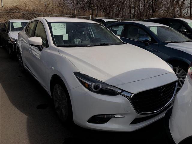 2018 Mazda Mazda3 GT (Stk: 18419) in Toronto - Image 4 of 5