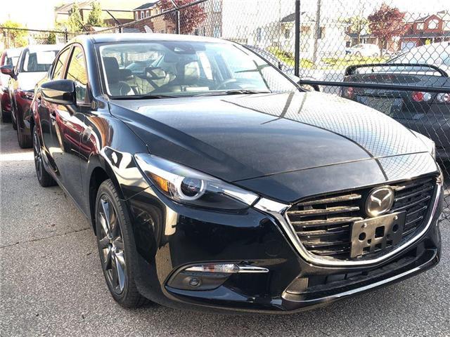 2018 Mazda Mazda3 GT (Stk: 18544) in Toronto - Image 2 of 5