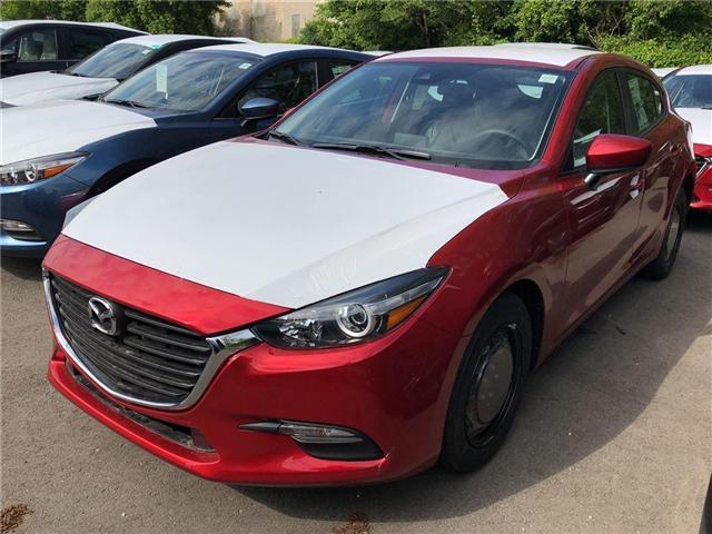 2018 Mazda Mazda3 GX (Stk: 18755) in Toronto - Image 1 of 5