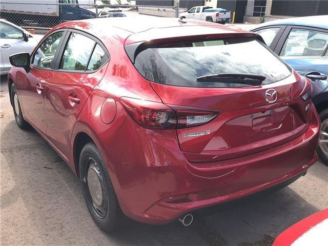 2018 Mazda Mazda3 GX (Stk: 18755) in Toronto - Image 5 of 5
