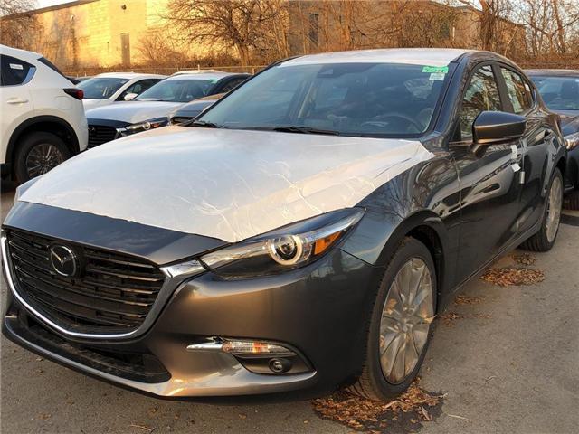 2018 Mazda Mazda3 GT (Stk: 181146) in Toronto - Image 1 of 5