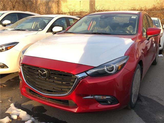 2018 Mazda Mazda3 GT (Stk: 181167) in Toronto - Image 1 of 5