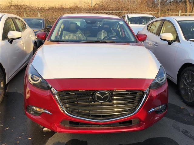 2018 Mazda Mazda3 GT (Stk: 181167) in Toronto - Image 2 of 5