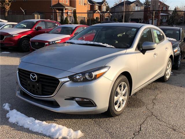 2018 Mazda Mazda3 GX (Stk: 18990) in Toronto - Image 1 of 5