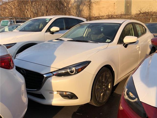 2018 Mazda Mazda3 GT (Stk: 181178) in Toronto - Image 1 of 5