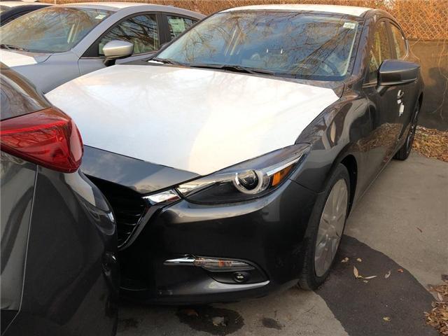 2018 Mazda Mazda3 GT (Stk: 181179) in Toronto - Image 1 of 5