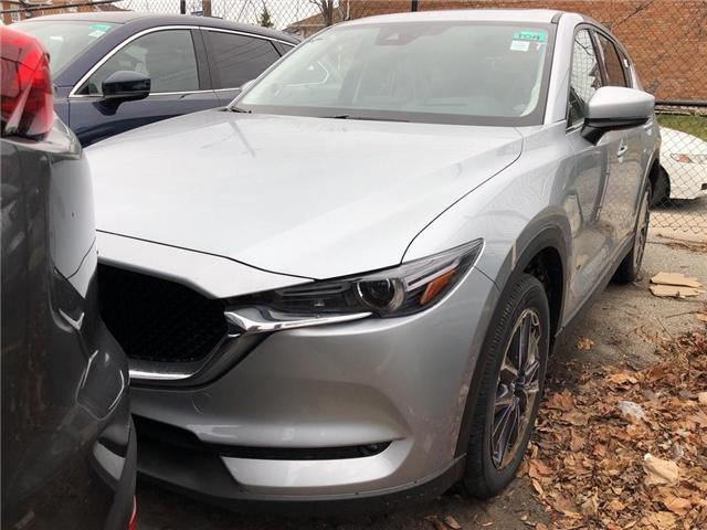 2018 Mazda CX-5 GT (Stk: 181211) in Toronto - Image 1 of 5