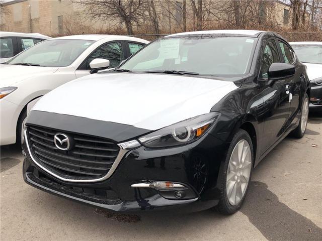 2018 Mazda Mazda3 GT (Stk: 181213) in Toronto - Image 1 of 5