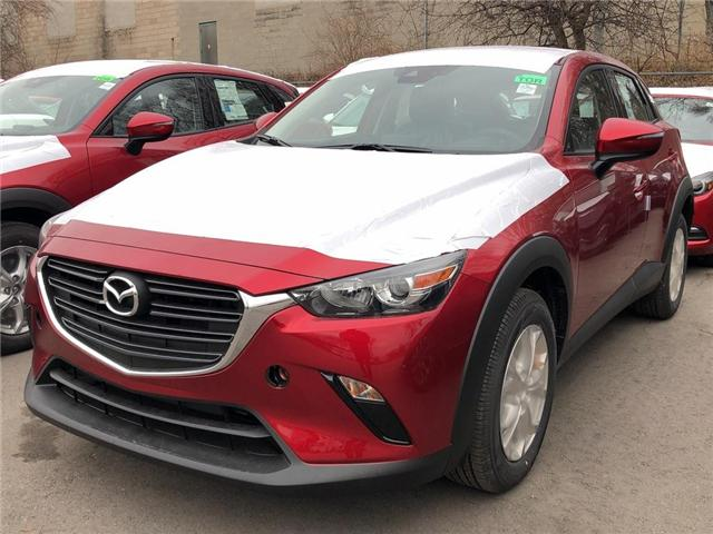 2019 Mazda CX-3 GS (Stk: 19100) in Toronto - Image 1 of 5