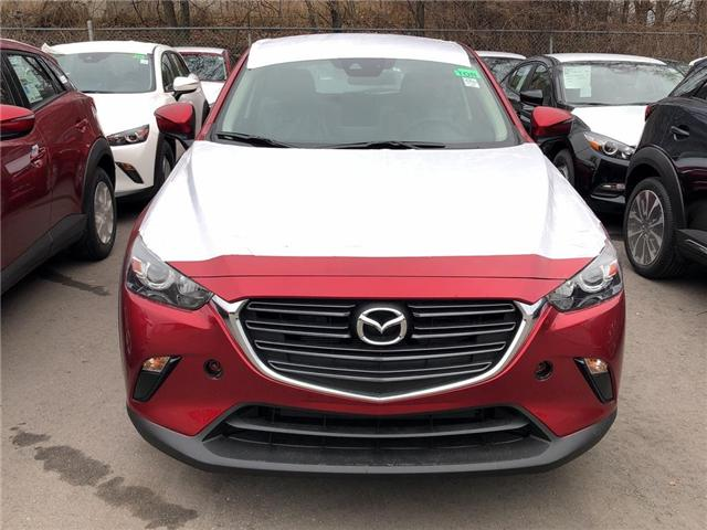 2019 Mazda CX-3 GS (Stk: 19100) in Toronto - Image 2 of 5