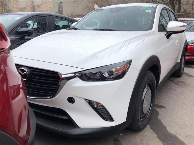 2019 Mazda CX-3 GX (Stk: 19098) in Toronto - Image 1 of 5