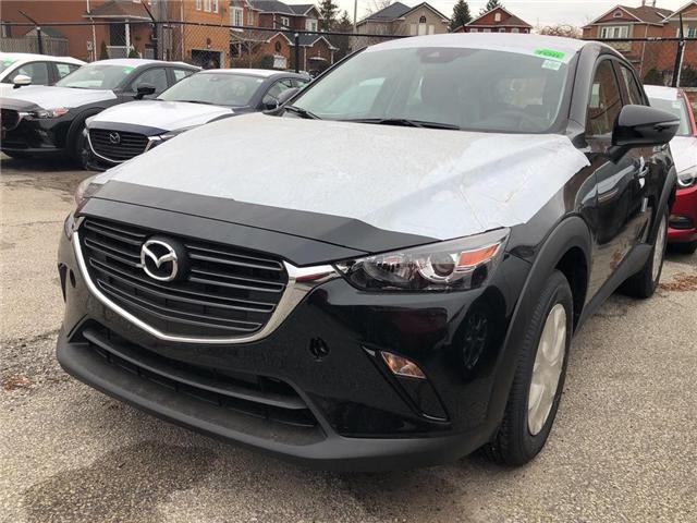 2019 Mazda CX-3 GS (Stk: 19112) in Toronto - Image 1 of 5