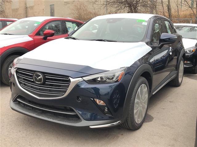 2019 Mazda CX-3 GT (Stk: 19113) in Toronto - Image 1 of 5
