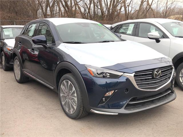 2019 Mazda CX-3 GT (Stk: 19113) in Toronto - Image 3 of 5