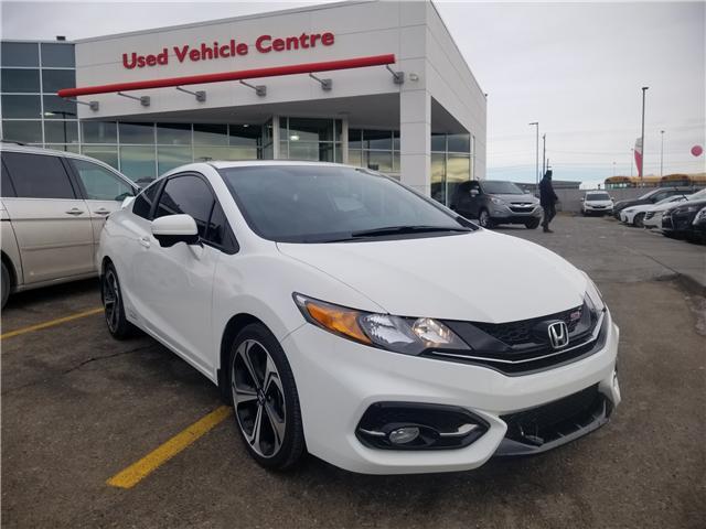 2015 Honda Civic Si (Stk: U184312) in Calgary - Image 1 of 29