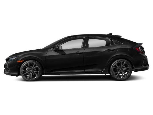 2019 Honda Civic Sport Touring (Stk: U605) in Pickering - Image 2 of 9