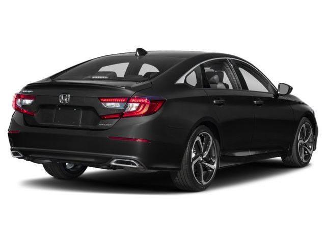 2019 Honda Accord Sport 1.5T (Stk: U606) in Pickering - Image 3 of 9