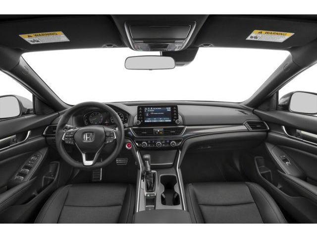 2019 Honda Accord Sport 1.5T (Stk: U606) in Pickering - Image 5 of 9