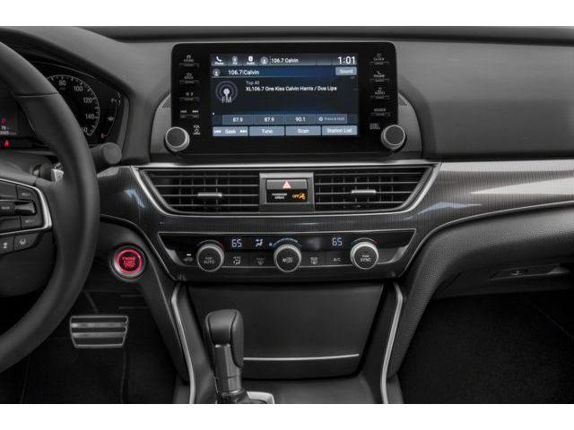 2019 Honda Accord Sport 1.5T (Stk: U606) in Pickering - Image 7 of 9