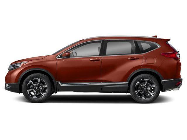 2019 Honda CR-V Touring (Stk: 19-0724) in Scarborough - Image 2 of 9