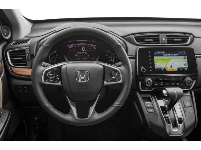 2019 Honda CR-V Touring (Stk: 19-0724) in Scarborough - Image 4 of 9