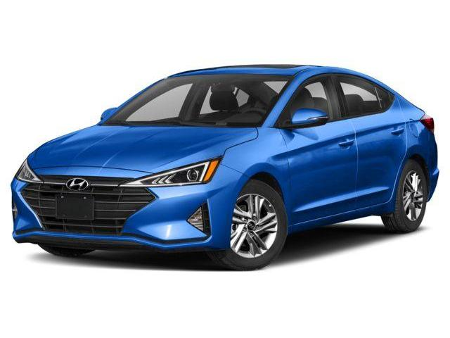 2019 Hyundai Elantra Preferred (Stk: 19206) in Ajax - Image 1 of 9