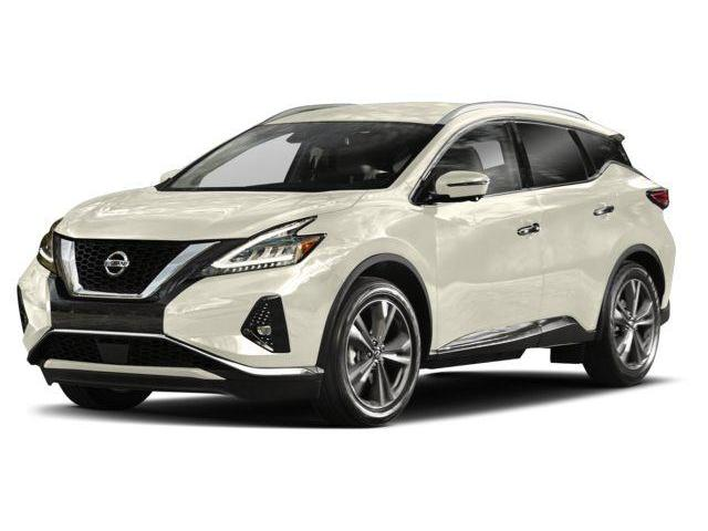 2019 Nissan Murano S (Stk: U159) in Ajax - Image 1 of 2