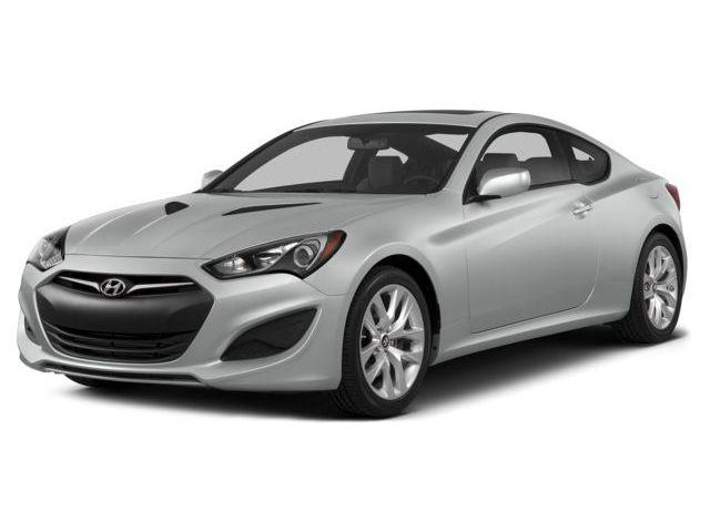 2013 Hyundai Genesis Coupe 2.0T Premium (Stk: 15835AO) in Thunder Bay - Image 1 of 1
