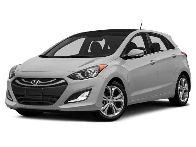 2014 Hyundai Elantra GT GL (Stk: 15829A) in Thunder Bay - Image 1 of 1